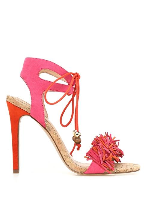 Miss Kg topuklu ayakkabı Pembe